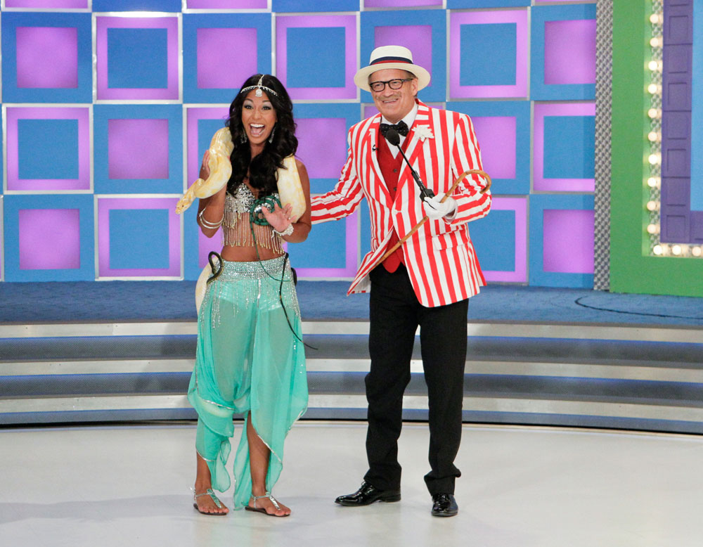 Who is manuela on the price is right dating