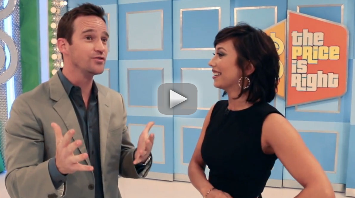 MIKE RICHARDS CHATS WITH CHERYL BURKE!